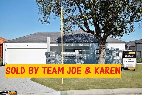 A/22 Changton Way, Westminster, 6061, North East Perth - Villa / SOLD by Team JOE & KAREN / Garage: 2 / $395,000