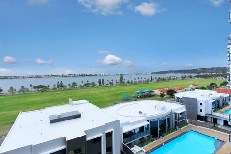 43/90 Terrace Road, East Perth, 6004, Perth City - Apartment / Full Swan River view 3 bed apartment at Adagio / Balcony / Outdoor Entertaining Area / Outside Spa / Swimming Pool - Inground / Carport: 2 / Secure Parking / Air Conditioning / Built-in Wardrobes / Dishwasher / Gym / Intercom / Living Areas: 1 / $1,450,000