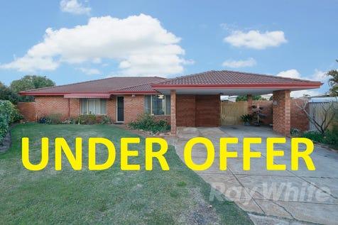 16 Gannet Trail, Ballajura, 6066, North East Perth - House / UNDER OFFER! UNDER OFFER! / Carport: 2 / Air Conditioning / Alarm System / Toilets: 2 / $419,000