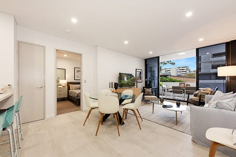 9-11 Rosebery Avenue, Rosebery, 2018, Eastern Suburbs - Apartment / 3 BED APARTMENTS WITH DOUBLE PARKING | ONLY A FEW REMAINING / Balcony / Garage: 2 / Secure Parking / Broadband Internet Available / Built-in Wardrobes / Dishwasher / Intercom / Pay TV Access / Reverse-cycle Air Conditioning / $1,255,000