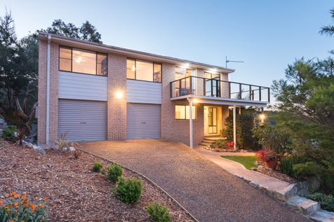 7 The Sanctuary, Umina Beach, 2257, Central Coast - House / Stunning home with bushland and water views / Garage: 2 / Air Conditioning / Built-in Wardrobes / Floorboards / $990,000