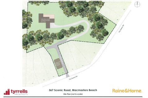 Lot 1, 367 The Scenic Road, Macmasters Beach, 2251, Central Coast - Residential Land / The massive block! Check it out! / $600,000