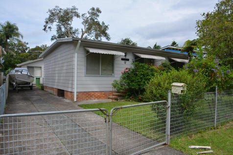 31 Murrumbong Road, Summerland Point, 2259, Central Coast - House / WHAT AN OPPORTUNITY, 2 HOUSES ON THE ONE BLOCK !! / Toilets: 2 / $550,000