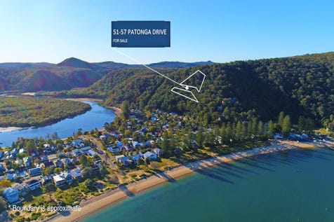 51-57 Patonga Drive, Patonga, 2256, Central Coast - Residential Land / OVER 1 ACRE VACANT LAND / $520,000