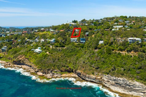 25 Pacific Road, Palm Beach, 2108, Northern Beaches - House / TIMELESS CONTEMPORARY RESIDENCE WITH UNRIVALLED VIEWS / Carport: 1 / Garage: 2 / Air Conditioning / Alarm System / Built-in Wardrobes / Open Fireplace / Study / P.O.A