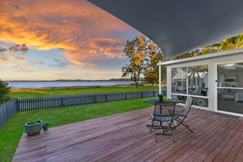 127 Aloha Drive, Chittaway Bay, 2261, Central Coast - House / Decadent Lakefront Delight with Priceless Scenic Views / Carport: 2 / P.O.A
