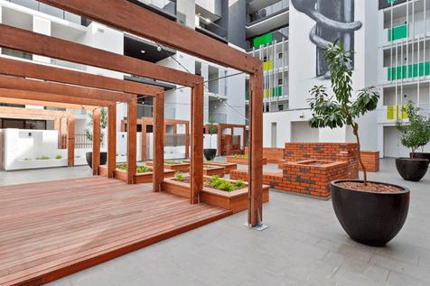 75-99 Palmerston Street, Perth, 6000, Perth City - Apartment / Award Winning Development / Balcony / Courtyard / Garage: 2 / Air Conditioning / Built-in Wardrobes / Dishwasher / Floorboards / Intercom / Split-system Air Conditioning / $781,000