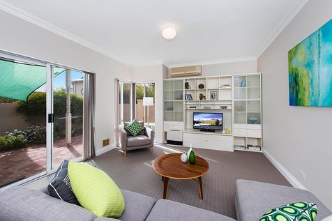 7/17 Lake Monger Drive, West Leederville, 6007, Perth City - Townhouse / ON THE WATER'S EDGE / Garage: 1 / P.O.A