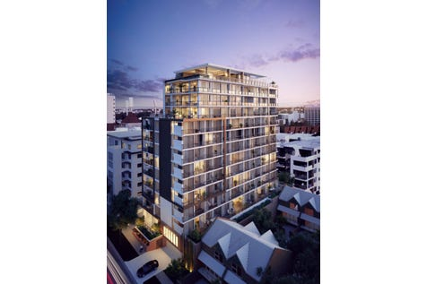 207/35-37 Bronte Street, East Perth, 6004, Perth City - Apartment / ENJOY AMAZING VIEWS OF THE CITY! CONSTRUCTION UNDERWAY! / Balcony / Deck / Fully Fenced / Outdoor Entertaining Area / Garage: 1 / Remote Garage / Secure Parking / Air Conditioning / Built-in Wardrobes / Dishwasher / Floorboards / Gym / Pay TV Access / $630,000