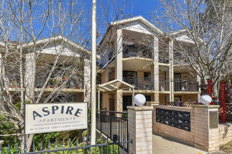 10/49-51 Dwyer Street, North Gosford, 2250, Central Coast - Unit / Unique Opportunity - Peaceful and Private / Balcony / Garage: 2 / Secure Parking / Air Conditioning / Toilets: 2 / $396,000