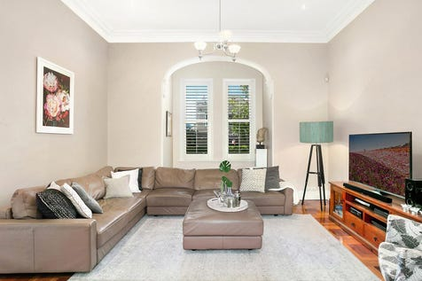 208 Glebe Point Road, Glebe, 2037, Inner West - House / Grand c1881 Victorian terrace of timeless elegance / Balcony / Carport: 2 / Air Conditioning / Built-in Wardrobes / Dishwasher / $3,100,000