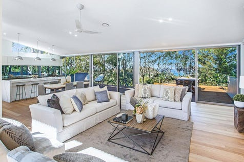 33A Queens Avenue, Avalon Beach, 2107, Northern Beaches - House / Coastal retreat with panoramic ocean views to inspire / Balcony / Garage: 2 / Air Conditioning / Built-in Wardrobes / Dishwasher / Gas Heating / $2,500,000