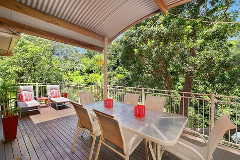 16 Plantation Place, Avoca Beach, 2251, Central Coast - House / Stunning family home with bush views. / Balcony / Garage: 3 / Secure Parking / Air Conditioning / Built-in Wardrobes / Open Fireplace / P.O.A