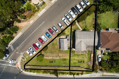 701 & 703 Barrenjoey Road, Avalon Beach, 2107, Northern Beaches - House / land, land, land! 2x rare blocks of land, near the heart of the avalon village / P.O.A