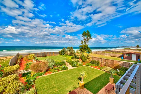 33 Curtis Parade, The Entrance North, 2261, Central Coast - House / Stunning Beachfront Home / Balcony / Courtyard / Deck / Fully Fenced / Outdoor Entertaining Area / Garage: 2 / Alarm System / Broadband Internet Available / Built-in Wardrobes / Dishwasher / Floorboards / $1