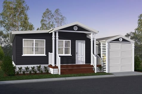 11/132 Findlay Avenue, Chain Valley Bay, 2259, Central Coast - House / Enjoy Lakeside Living in a Brand New Two Bedroom Home with Study at Ingenia Lifestyle Chain Valley Bay / Outdoor Entertaining Area / Carport: 1 / Air Conditioning / Built-in Wardrobes / Study / $410,000