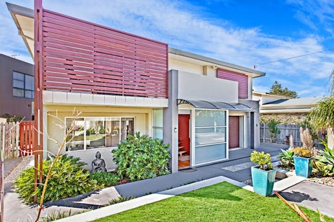 62 Ocean Parade, The Entrance, 2261, Central Coast - House / SUN-DRENCHED LUXURY FAMILY BEACH HOME WITH FANTASTIC OCEAN VIEWS  / Balcony / Courtyard / Deck / Fully Fenced / Outdoor Entertaining Area / Shed / Garage: 1 / Open Spaces: 3 / Remote Garage / Secure Parking / Air Conditioning / Built-in Wardrobes / $1,250,000