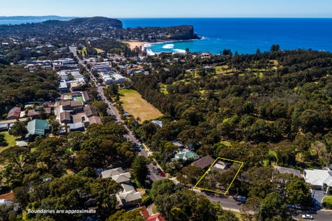 18 Old Barrenjoey Road, Avalon Beach, 2107, Northern Beaches - House / Family sanctuary bordering Avalon Golf Course / Open Spaces: 2 / Air Conditioning / $1,800,000