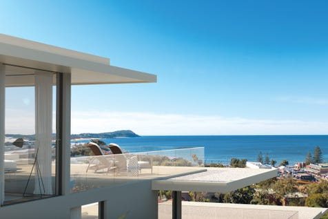 36-38 Campbell Crescent, Terrigal, 2260, Central Coast - Apartment / PENTHOUSE 1 - FOUR BEDROOMS / Garage: 3 / $2,700,000
