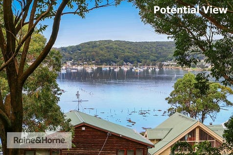 3 Fishermans Parade, Daleys Point, 2257, Central Coast - Residential Land / LAND WITH BUSH, PRIVACY & WATERVIEWS / $359,000