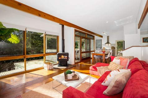 4 Nooree Lane, Avoca Beach, 2251, Central Coast - House / Treetop position in one of Avoca's most sought after locations / Garage: 2 / P.O.A