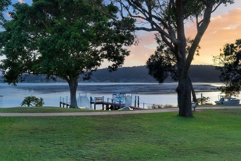 248 Blackwall Road, Woy Woy, 2256, Central Coast - House / DECEASED ESTATE - WATERFRONT RESERVE WITH PRIVATE JETTY!!! / Open Spaces: 1 / P.O.A