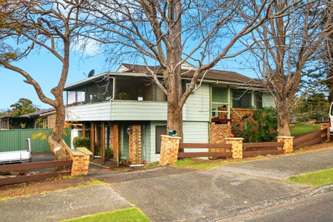58 George Street, East Gosford, 2250, Central Coast - House / Huge Potential & Great Location / Balcony / Open Spaces: 4 / Air Conditioning / Toilets: 2 / $560,000
