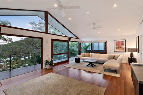 95 Mccarrs Creek Road, Church Point, 2105, Northern Beaches - House / Sophistication, Style And Serenity With Pittwater Views On 1043sqm / Garage: 4 / P.O.A
