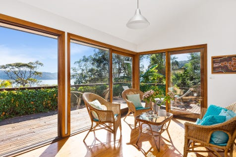 2B Surf Road, Palm Beach, 2108, Northern Beaches - House / Two Homes on One Title - Quiet Paradise with Pittwater Views  / Open Spaces: 2 / $2,250,000