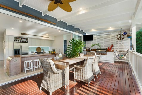 127 Palmgrove Road, Avalon Beach, 2107, Northern Beaches - House / Tropical Hamptons designer home,  close to the village and beach  / Open Spaces: 2 / Toilets: 3 / P.O.A
