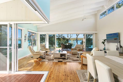 92 Gamban Road, Gwandalan, 2259, Central Coast - House / Stunning waterfront reserve home / Garage: 2 / P.O.A
