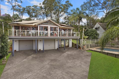 50 Hillside Road, Avoca Beach, 2251, Central Coast - House / Tranquillity in the tree tops / Garage: 2 / P.O.A