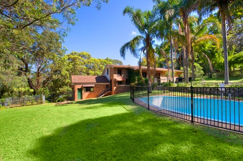 24B Walana Crescent, Mona Vale, 2103, Northern Beaches - House / Huge Parcel Of Land In A Private Setting / Deck / Swimming Pool - Inground / Garage: 2 / Built-in Wardrobes / Living Areas: 1 / P.O.A