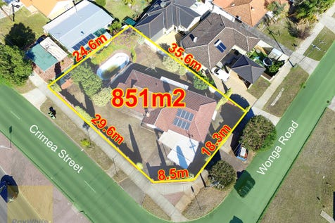 """57 Wonga Road, Morley, 6062, North East Perth - House / '''BARGAIN """""""" / Carport: 2 / Open Spaces: 2 / Secure Parking / Air Conditioning / Floorboards / Toilets: 2 / $459,000"""