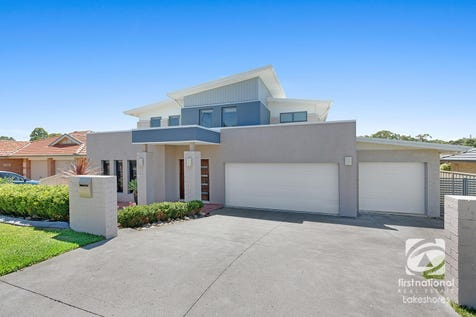 21 Benamba Street, Wyee Point, 2259, Central Coast - House / Designer Lake Macqaurie Home / Balcony / Fully Fenced / Garage: 3 / Air Conditioning / Alarm System / Broadband Internet Available / Dishwasher / Rumpus Room / Study / P.O.A