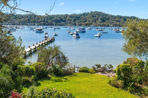 76 Cabarita Road, Avalon Beach, 2107, Northern Beaches - House / 'The Moorings', an absolute waterfront classic… / Carport: 2 / Ensuite: 1 / P.O.A