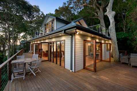 15 Beauty Drive, Whale Beach, 2107, Northern Beaches - House / Coastal living amongst the treetops with ocean & Pittwater views / Carport: 2 / $1,600,000