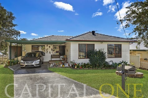 27 Restlea Avenue, Charmhaven, 2263, Central Coast - House / GREAT FAMILY HOME / Fully Fenced / Swimming Pool - Inground / Carport: 1 / Garage: 2 / Air Conditioning / Built-in Wardrobes / Dishwasher / P.O.A