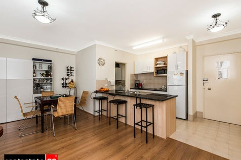3/193 Hay Street, East Perth, 6004, Perth City - Apartment / ACT NOW! Well presented & fully furnished residential apartment with resort facilities / Balcony / Swimming Pool - Inground / Carport: 1 / Secure Parking / Air Conditioning / $335,000