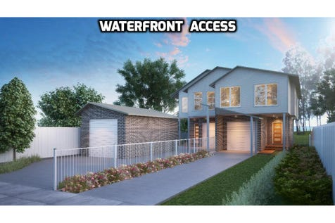 Lot 2, 83 Lakedge Avenue, Berkeley Vale, 2261, Central Coast - Duplex/semi-detached / Stunning Water front Torrens title Duplex with all the trimmings! / Garage: 2 / $679,000
