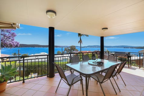 126A Steyne Rd, Saratoga, 2251, Central Coast - House / Spectacular Due North Water Views / Balcony / Swimming Pool - Inground / Garage: 2 / Secure Parking / Air Conditioning / Floorboards / $1,100,000