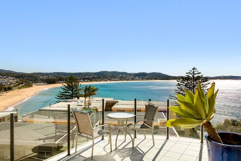 51/8 Terrigal Esplanade, Terrigal, 2260, Central Coast - Apartment / Luxury Five Star Penthouse / Balcony / Swimming Pool - Inground / Carport: 3 / Secure Parking / Air Conditioning / Alarm System / $2,500,000