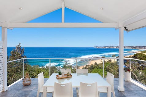 12 Kalakau Avenue, Forresters Beach, 2260, Central Coast - House / Breathtaking outlook from tightly-held position / Balcony / Garage: 2 / Air Conditioning / P.O.A
