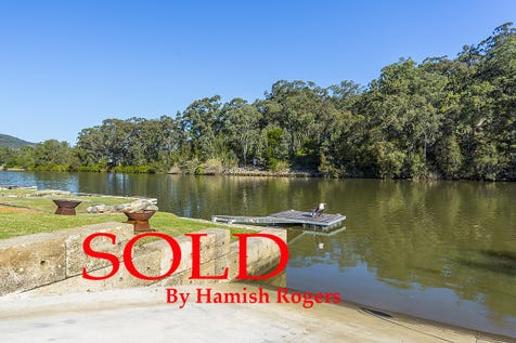 69 Walmsley Road, Lower Macdonald, 2775, Central Coast - House / SOLD BY HAMISH  ROGERS - Real Waterfront Luxury / Carport: 1 / Garage: 2 / Toilets: 2 / P.O.A