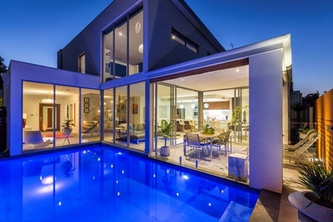 17 Ingles Place, Bayswater, 6053, North East Perth - House / splash into summer, in style / Swimming Pool - Inground / Garage: 2 / Air Conditioning / Alarm System / Broadband Internet Available / Dishwasher / Open Fireplace / Reverse-cycle Air Conditioning / Ensuite: 1 / Toilets: 4 / $1,100,000