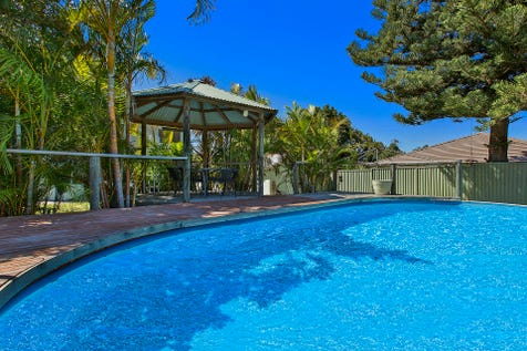 95 Tuggerawong Road, Wyongah, 2259, Central Coast - House / LARGE BLOCK, 150 METERS TO BOAT RAMP, WITH WATER VIEWS! / Outdoor Entertaining Area / Carport: 2 / Garage: 2 / Built-in Wardrobes / Toilets: 2 / $570,000