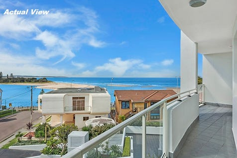 15/2-6 Beach Street, The Entrance, 2261, Central Coast - Unit / You can watch the waves roll in / Balcony / Deck / Outdoor Entertaining Area / Open Spaces: 2 / Secure Parking / Air Conditioning / Built-in Wardrobes / Ensuite: 1 / Toilets: 2 / $700,000