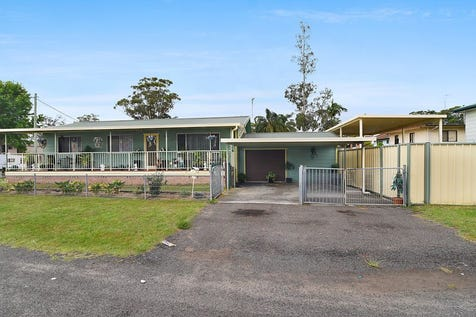 1 Brudenell Avenue, San Remo, 2262, Central Coast - House / Wonderful Opportunity - Close to all amenities / Balcony / Courtyard / Carport: 3 / Garage: 1 / Air Conditioning / Dishwasher / Split-system Air Conditioning / Split-system Heating / $425,000
