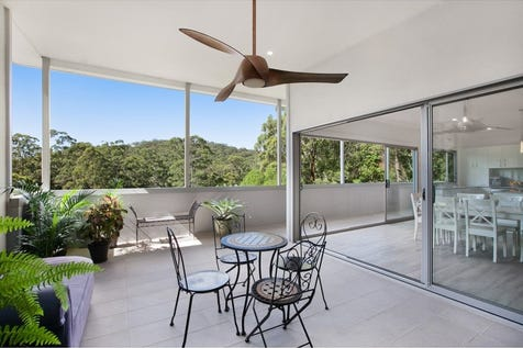 3 Karuk Road, Bensville, 2251, Central Coast - House / SCENIC, SECLUDED, SPACIOUS AND 9 MINUTES TO WOY WOY STATION / Balcony / Courtyard / Deck / Fully Fenced / Outdoor Entertaining Area / Shed / Open Spaces: 3 / Broadband Internet Available / Built-in Wardrobes / Dishwasher / Split-system Air Conditioning / P.O.A