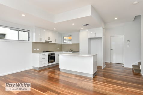 11/231-241 Blackwall Road, Woy Woy, 2256, Central Coast - Townhouse / Brand new, front townhouse bathed in light / Balcony / Garage: 1 / Secure Parking / Air Conditioning / Alarm System / Floorboards / $740,000